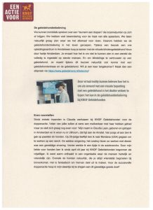 Nieuwsbrief KNFG 2